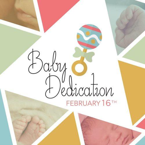Baby Dedication at Katy Church Parkway Fellowship