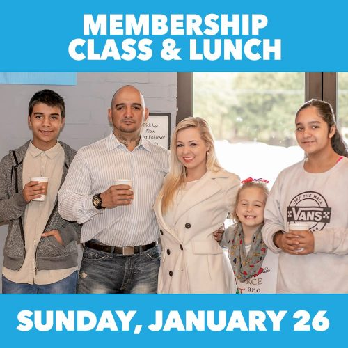 Katy Church Membership Class at Parkway Fellowship