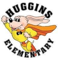 Huggins Elementary School Logo