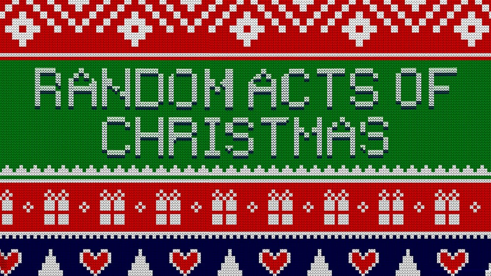Random Acts of Christmas Art