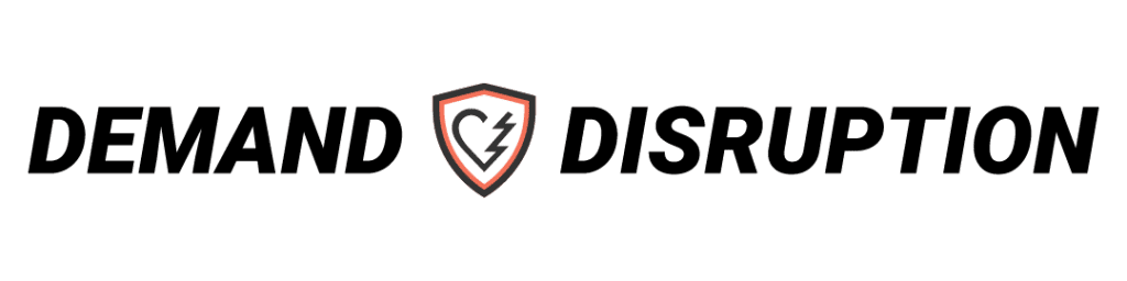Demand Disruption Logo