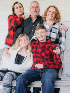 Terry McGuire Family
