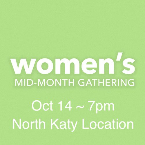 Women's Mid- Month Gathering at Parkway Fellowship